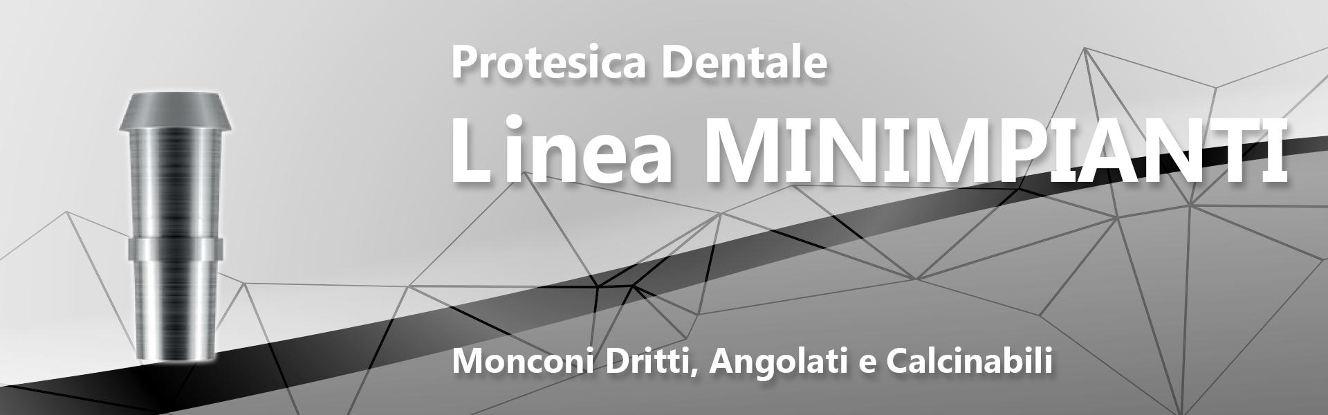 Monconi Dritti, Angolati e Calcinabili